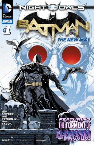 Batman (2011-2016) Annual #1
