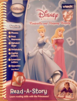 VTech Disney Princess: Cinderella and Sleeping Beauty
