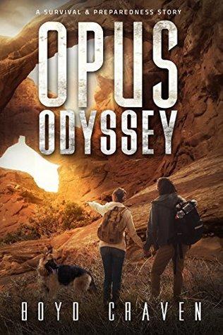Opus Odyssey by Boyd Craven III