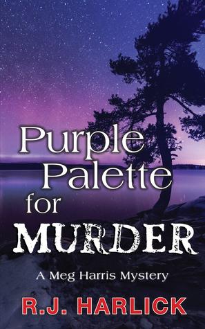 Purple Palette for Murder (Meg Harris #8)