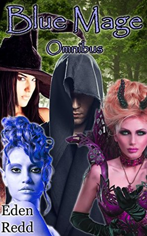 Blue Mage Omnibus: 10 Book Collection: An Epic Fantasy Romance Adventure