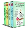 Annie Graceland Cozy Mysteries: Books1-4 (Annie Graceland Mystery #1-4)