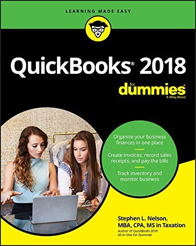 QuickBooks 2018 For Dummies (For Dummies