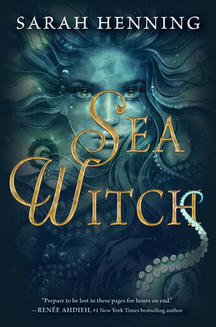 Waiting on Wednesday: Sea Witch by Sarah Henning