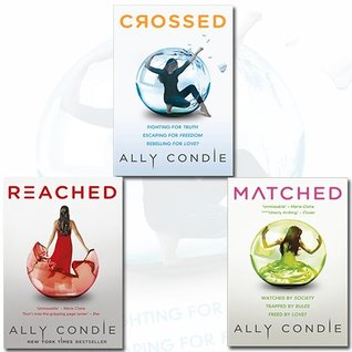 Matched trilogy box set by ally condie fandeluxe Images