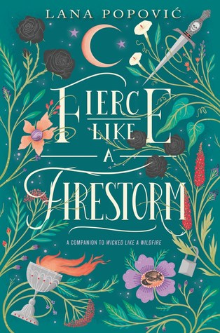 Image result for fierce like a firestorm