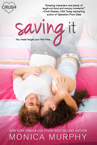 {Review} Saving It by Monica Murphy