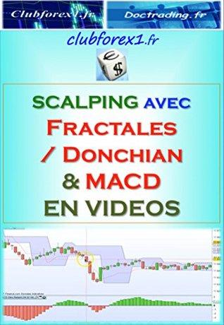 Bourse & Forex - Scalping avec Fractales / Donchian & MACD (Clubforex1 t. 26)