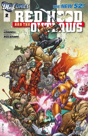 Red Hood and the Outlaws (2011-) #2