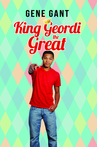 Image result for king geordi the great cover
