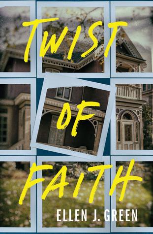 Twist of Faith (Ava Saunders #1)