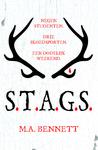 S.T.A.G.S by M.A.  Bennett