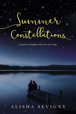 Summer Constellations, book review, yareads, kids can press, contemporary, romance