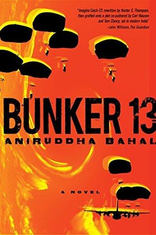 Bunker 13: a novel