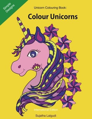 Unicorn Colouring Book: Colour Unicorns
