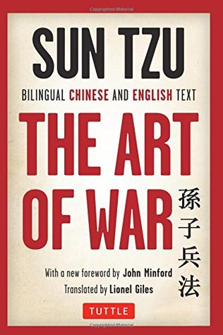The Art of War: Bilingual Chinese and English Text