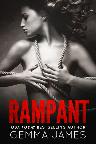 Rampant (Condemned, #2) by Gemma James