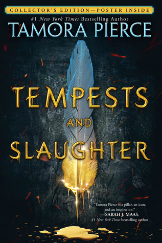 Tempests and Slaughter (The Numair Chronicles #1, Tortall #8)