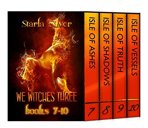 We Witches Three Books 7-10 (Supernatural Romance and Suspense Series)