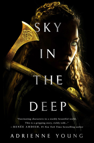 Image result for sky in the deep adrienne young