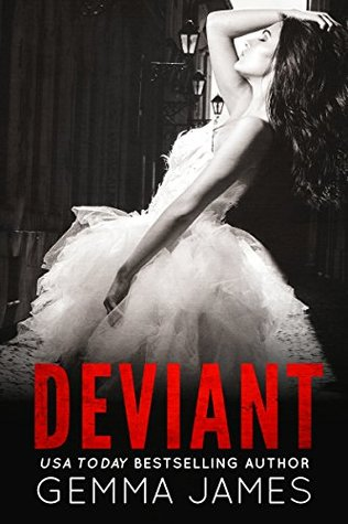 Deviant by Gemma James