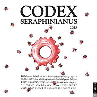 Codex Seraphinianus 2018 Wall Calendar