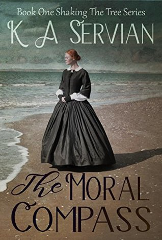 The Moral Compass by K.A. Servian