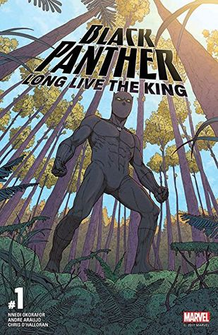 Black Panther: Long Live The King (2017-2018) #1of6