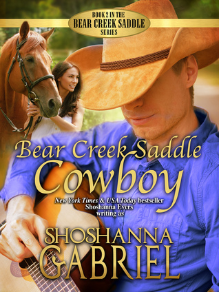 Bear Creek Saddle Cowboy by Shoshanna Gabriel