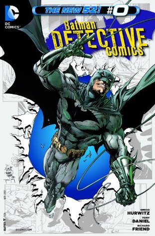 Batman Detective Comics #0