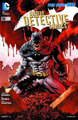 Batman Detective Comics #10