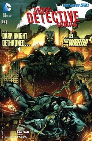 Batman Detective Comics #23