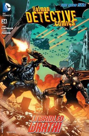 Batman Detective Comics #24