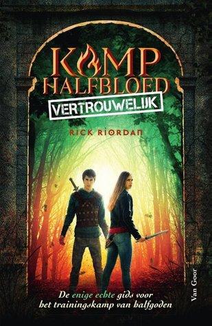 Kamp Halfbloed – Vertrouwelijk – Rick Riordan
