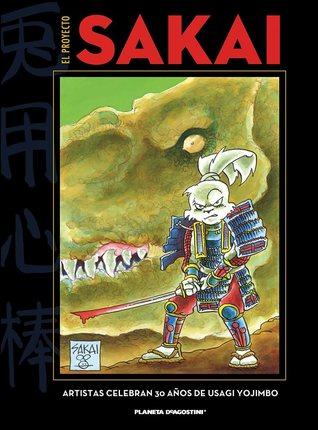 El Proyecto Sakai: Artistas Celebran 30 Años de Usagi Yojimbo