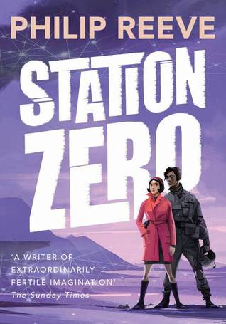 Station Zero (Railhead, #3)