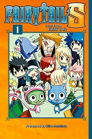 Fairy Tail S: Tales from Fairy Tail, Vol. 1