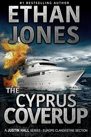 The Cyprus Coverup (Justin Hall #12)