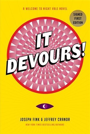 It Devours! (Welcome to Night Vale #2)