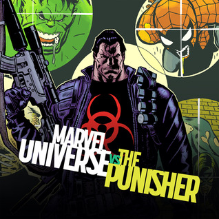 Marvel Universe vs. the Punisher (Issues) (4 Book Series)