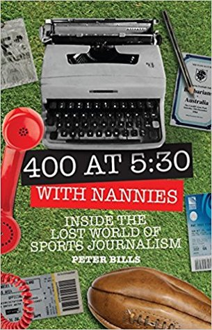 Four Hundred Words at Five-Thirty with 'Nannies': Inside the Lost World of Sports Journalism