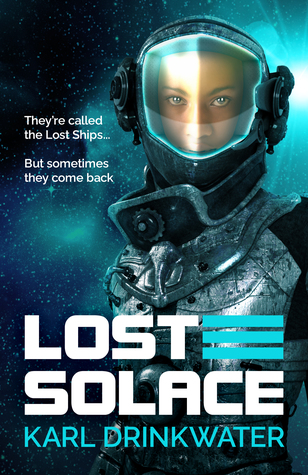 Lost Solace by Karl Drinkwater
