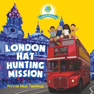 London Hat Hunting Mission by Winnie Mak Tselikas