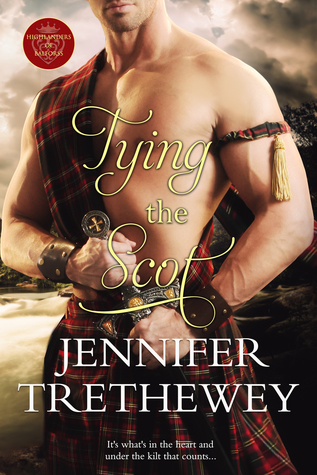Tying the Scot (The Highlanders of Balforss, #1)
