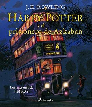 Harry Potter (03 Ilustrado) y el prisionero de Azkaban