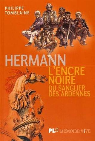Hermann, l'encre noire du sanglier des Ardennes