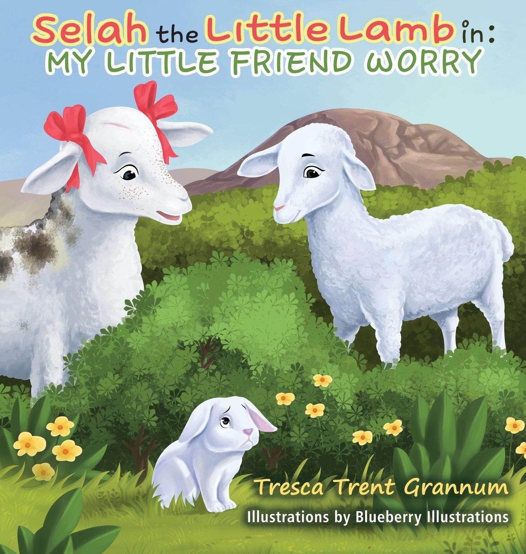 Selah the Little Lamb in: My Little Friend Worry