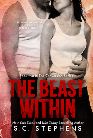 RELEASE BLITZ:  THE BEAST WITHIN by S.C. Stephens
