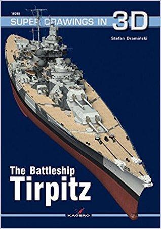 The Battleship Tirpitz par Stefan Draminski
