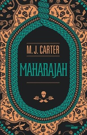 Maharajah (The Blake and Avery Mystery Series, #1)